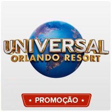 UNIVERSAL - 04 Dias | 03 Parques